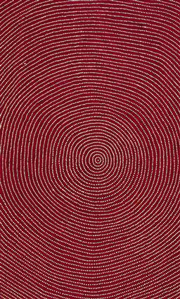 Sale 9239A - Lot 5062 - CHRISTINE CAMPBELL NANGALA (1973 - ) Tingari acrylic on canvas 157 x 95 cm (stretched and ready to hang) signed verso; certificate o...