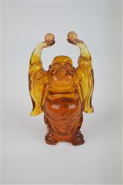 Sale 8381 - Lot 63 - Composition Happy Buddha