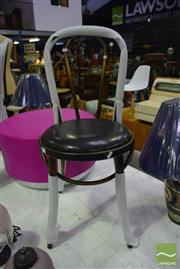 Sale 8548 - Lot 2375 - 2 Metal Bentwood Chairs unassembled