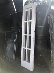 Sale 8801 - Lot 1538 - Pair of Glass Panel French Doors