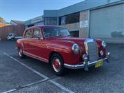 Sale 8810V - Lot 3 - 1958 Mercedes-Benz 220S Ponton