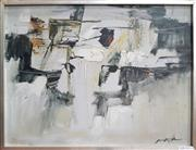 Sale 8872 - Lot 1050 - Artist Unknown - Abstract (63 x 48cm)
