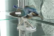 Sale 7988 - Lot 12 - Rosenthal Figure of a Kingfisher