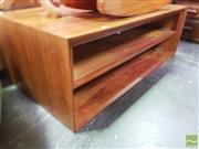 Sale 8447 - Lot 1088 - Hardwood Coffee table