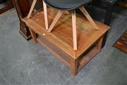 Sale 8115 - Lot 1485A - Hardwood Coffee Table