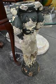 Sale 8156 - Lot 1089 - Part Water Feature of Putti