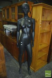 Sale 8331 - Lot 1700 - Female Mannequin on Stand