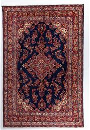 Sale 8372C - Lot 51 - A Persian Hamadan Classed As Village Rugs, Wool On Cotton Foundation, 320 x 215cm