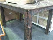 Sale 7933A - Lot 1147 - Rustic Kitchen Table