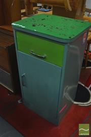 Sale 8326 - Lot 1710 - Industrial Single Drawer Cabinet (H93 x W51 x D43cm)