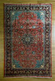 Sale 8693C - Lot 6 - Persian Saruki 320cm x 210cm