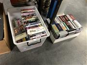 Sale 8759 - Lot 2372A - 2 Tubs of DVDs