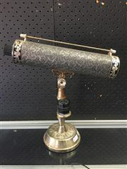 Sale 9006 - Lot 1059 - Faux Telescope Drink Dispenser (h:30cm)
