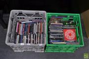 Sale 8548 - Lot 2409 - 2 Boxes of CDs