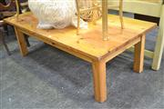 Sale 7981A - Lot 1041 - Timber Coffee Table