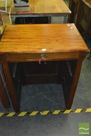 Sale 8380 - Lot 1061 - Timber Pulpit