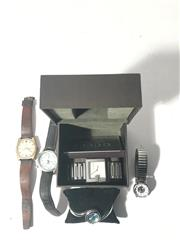 Sale 9023 - Lot 69 - A Group Of Various Watches