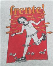 Sale 8960M - Lot 7 - Collection of Australian Rock Band Tee Shirts incl Frente!, Weddings Parties Anything and Boom Crash Opera (6)