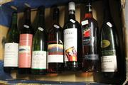 Sale 8169 - Lot 2216 - 7 Assorted Wines
