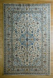 Sale 8693C - Lot 10 - Vintage Persian Kashan 300cm x 200cm