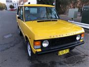 Sale 8810V - Lot 6 - 1981 Land Rover Range Rover