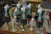 Sale 8066 - Lot 1036 - Large Collection of Jewellery Stands