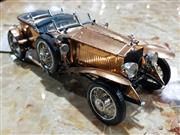 Sale 8817C - Lot 512 - Franklin Mint 1921 Rolls Royce Silver Ghost Scale Replica in Original Box