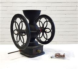 Sale 9126 - Lot 1250 - No. 2 arch Kendrick & Son West Bromwich circa 1874 made in Ireland coffee grinder