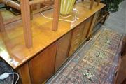 Sale 8046 - Lot 1033 - Good Quality 1960s Dutch Sideboard