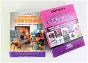 Sale 8908 - Lot 1021 - Two copies of Carters Everything Vintage, 2006 and 2007