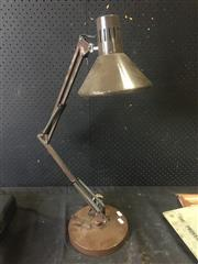 Sale 9017 - Lot 1073 - Desk Lamp with Articulated Arm