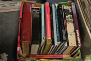 Sale 8548 - Lot 2320 - Box of Various Books