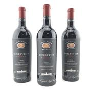 Sale 8727 - Lot 778 - 3x 2010 Grant Burge Corryton Estate Single Vineyard Cabernet Sauvignon, Barossa Valley