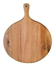 Sale 8657X - Lot 87 - Laguiole Louis Thiers Wooden Board with Handle, 46 x 38cm