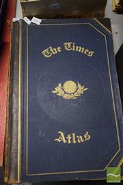 Sale 8497 - Lot 2363 - The Times Atlas, dated 1900
