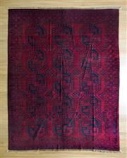 Sale 8693C - Lot 15 - Antique Afghan Filpa 270cm x 200cm