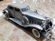 Sale 8817C - Lot 516 - Franklin Mint 1933 Duesenberg SJ Scale Replica in Original Box