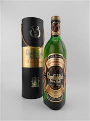 Sale 8498 - Lot 1735 - 1x Glenfiddich 8YO Pure Malt Scotch Whisky - old bottling, in canister