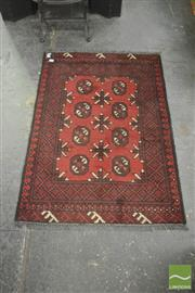 Sale 8406 - Lot 1163 - Afghan Turkoman (125 x 80cm)