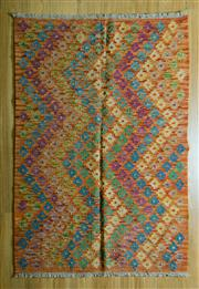 Sale 8693C - Lot 17 - Persian Kilim 153cm x 106cm