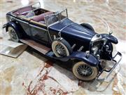 Sale 8817C - Lot 518 - Franklin Mi8nt 1926 Mercedes-Benz Model K Scale Replica in Original Box