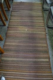 Sale 8093 - Lot 1073 - Persian Kilim (190 x 80cm)