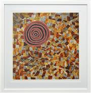 Sale 8260A - Lot 35 - Wentja Napaltjarri (1932 - 2014) - Rockhole (west of Kintore) 68 x 68cm