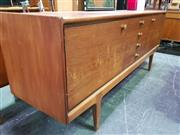 Sale 8476 - Lot 1020 - Superb Heals of London Teak Sideboard