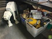 Sale 8548 - Lot 2228 - Collection of Toys incl Imperial Walker by Hasbro