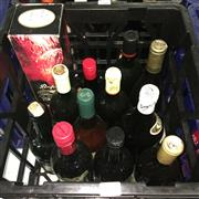 Sale 8659 - Lot 2169 - Crate of Assorted Alcohol
