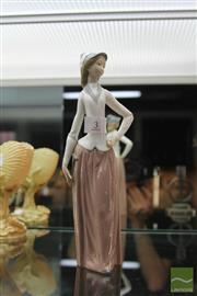 Sale 8226 - Lot 3 - Lladro Figure of a Girl