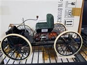 Sale 8817C - Lot 501 - Franklin Mint 1896 Ford Quadrant Scale Replica in Original Box