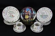Sale 8985 - Lot 84 - A Small Collection of Ceramics inc Villeroy & Boch