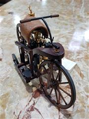 Sale 8817C - Lot 522 - Franklin Mint 1885 Daimler Scale Replica in Original Box